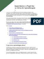 Entenda a Importância e o Papel das Metodologias Ativas de Aprendizagem.doc