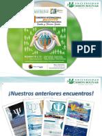 Brochure VI Congreso de Psicologia