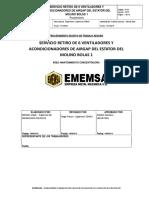 Pets Servicio Retiro de 6 Ventiladores y Acondicionadores de Airgap Del Estator Del Molino Bolas 1