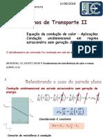 Aula 4_Condução Unidimensional em Estado Estacionário_Aplicações e a parede plana.pdf