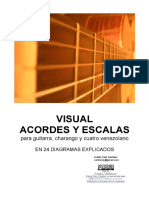 Acordes Charango - Cuatro Venezolano