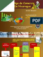 Estructura Del Codigo de Comercio. Nic