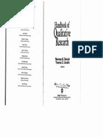 Arthur Vidich y Stanford Lyman - Qualitative Methods. Their History in Sociology and Anthropology.