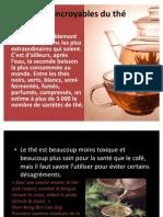 Les vertus incroyables du thé
