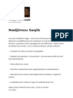 Nadjimou Saqib – Page 3 – Au Café Mystique