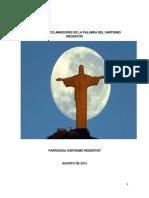 LA MISIÓN DE LOS PROCLAMADORES DE LA PARROQUIA EL SANTÍSIMO REDENTOR.docx