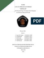 Tugas Satop Dosen Pengampu Arie Febrianto STPMP