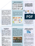 Folleto 2. Clasificación Internacional de Productos y Embalaje.
