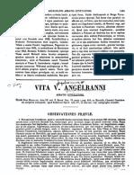 1022-1045, Angelrannus Centulensis Abbas, Vita Operaque [Ex Acta OSB], MLT