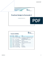 Practical Concrete Design to EC2