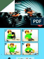 LEGO - 42001 1