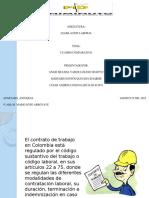Diapositivas de Legislacion Laboral (1)