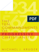 SAMPLE - Progressive Christianity-Michael J. Kruger-Cruciform Press