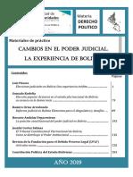 -- Caso 4. Bolivia Poder Judicial - Completo