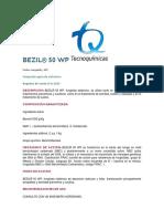 Ficha Tecnica Bezil
