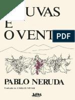 As Uvas e o Vento - Pablo Neruda