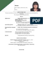 Application Letter Ojt Vocational Education Academia