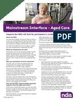 FS Mainstream and AgedCare PDF