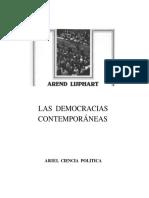 Modelo de Consenso_ Lijphart