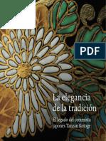 TANZAN KOTOGE, LA ELEGANCIA DE LA TRADICIÓN
