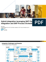 Hybrid Integration Leveraging Sap Cloud Platform Integration and Sap Process Orchestration (1)