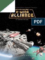 STAR WARS X-Wing Alliance - Manual