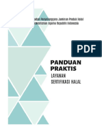 Panduan halal versi baru BPJPH per 17 Oktober