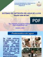 PROYECTOS DE ABASTECIMIENTO DE AGUA DE LLUVIA
