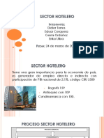 Sector Hotelero Terminado