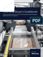 First Time Packaging Machine Buyer Guidebook