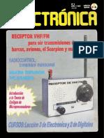 Saber Electrónica N° 003 Edición Argentina Tapa Buena