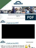 CLASE 10 EQUIPOS DE PROTECCIÓN PERSONAL1.pptx [Autoguardado].pdf