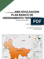 Plan Basico de Ordenamiento Territorial
