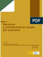Andrino Cebrian Juan a - Mecanica Y Entretenimiento Simple Del Automovil