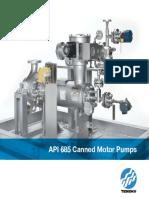 API 685 Brochure