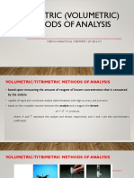 Titrimetric (Volumetric) Methods of analysis.pdf