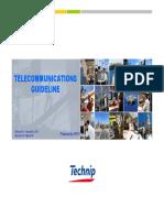 2014 05 23 &30 - HUAN - Telecommunications