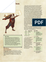 Pact of the Deck (A D&D 5th Edition Warlock Pact Boon)