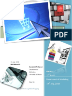Factors Influencing Online Shopping