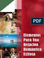 Elemementos para una Relacion Romantica Exitosa