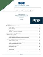 Biolegislacion Consolidada de España