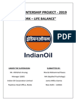 Iocl Report