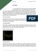 Digital Logic Design Notes (2)