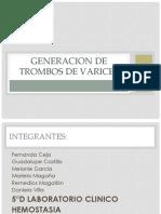 Generacion de Trombos de Varices EQUIPO#1 (1)