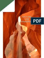 Factors for Awakening-Ṭhanissaro Bhikkhu
