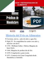 Historia Del Frio