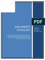 relation of sociology with other social sciences.docx