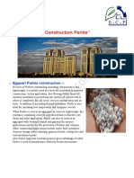 Construction Perlite