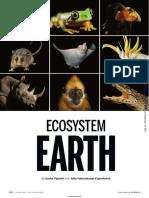 2.Ecosystem Earth