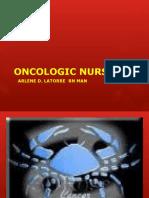 Oncologic Nursing 2018